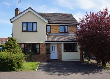 Thumbnail 4 bed detached house for sale in Brook View, Thaxted, Dunmow