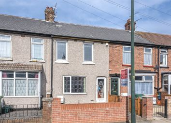 Thumbnail 2 bed terraced house for sale in Fairfax Road, Grimsby