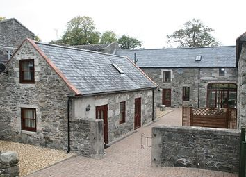 Thumbnail 5 bed barn conversion for sale in Stable Lodge And Stable Cottage, Barholm, Creetown