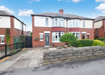 3 bed semi-detached house for sale in Mount View Avenue, Norton Lees, Sheffield S8