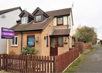 Thumbnail 1 bed end terrace house for sale in Jersey Park, Swindon