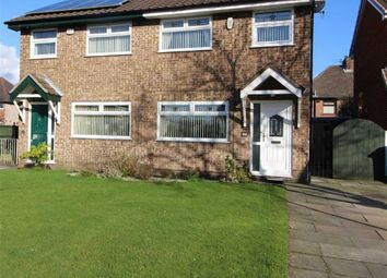Thumbnail 3 bed semi-detached house for sale in Cottesmore Way, Golborne, Warrington