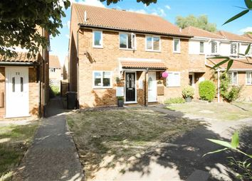 Thumbnail 2 bed end terrace house for sale in Osprey Close, Covingham, Swindon