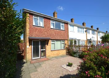 Thumbnail 3 bed end terrace house for sale in Netley Drive, Walton-On-Thames