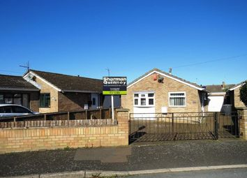Thumbnail 2 bed detached bungalow for sale in Thurning Avenue, Stanground, Peterborough