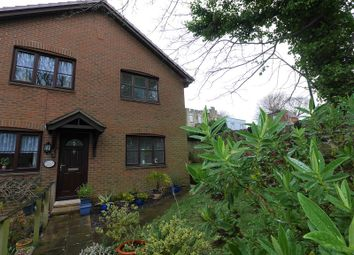 Thumbnail 2 bed end terrace house to rent in Sunnyside Gardens, Talbot Road, Sandown, Isle Of Wight.