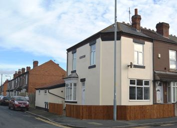 Thumbnail 2 bed end terrace house for sale in Wellesley Road, Oldbury