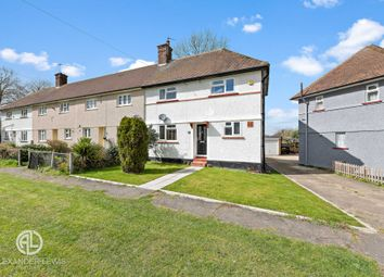 Thumbnail 3 bed end terrace house for sale in Bursland, Letchworth Garden City