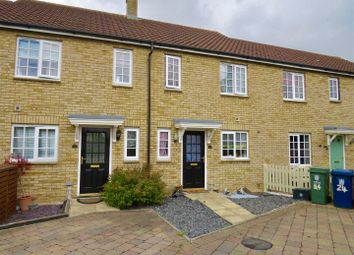 Thumbnail 2 bed terraced house for sale in Barrow Lane, Lower Cambourne, Cambridge