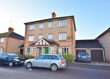 Thumbnail 4 bed semi-detached house for sale in Bowmont Water, Didcot