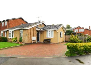 Thumbnail 2 bed detached bungalow for sale in Danta Way, Baswich, Stafford