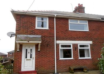 Thumbnail 3 bedroom semi-detached house for sale in Bryn Gwenfro, Tanyfron, Wrexham