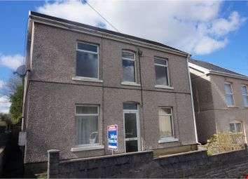 Thumbnail 4 bed detached house for sale in Cowell Road, Ammanford