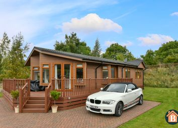 Thumbnail 3 bed lodge for sale in Old Malton Road, Scarborough