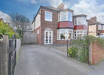 Thumbnail 4 bed semi-detached house for sale in Bricknell Avenue, Hull, East Riding Of Yorkshire