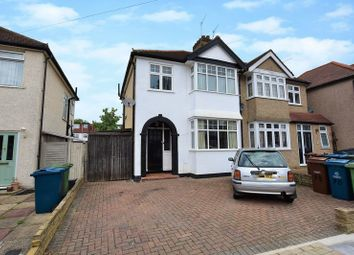 Thumbnail 3 bedroom semi-detached house for sale in Park Crescent, Harrow Weald, Harrow