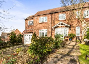 Thumbnail 4 bed semi-detached house for sale in Middlefield Lane, Hagley, Stourbridge