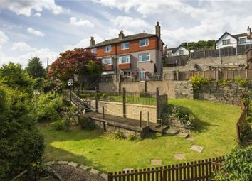 Thumbnail 4 bed semi-detached house for sale in St Marys Road, Riddlesden, West Yorkshire