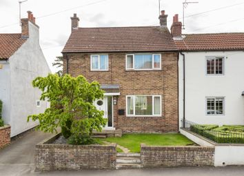Thumbnail 3 bed detached house for sale in New Row, Boroughbridge, York