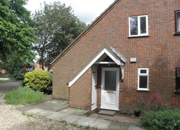 Thumbnail 1 bedroom property to rent in Normandy Close, Kempston, Bedford