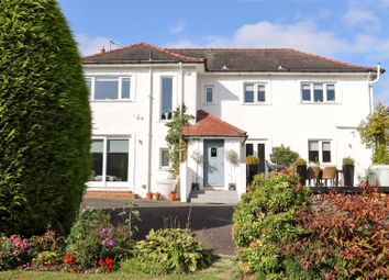 Thumbnail 4 bed detached house for sale in Station Road, Langbank, Port Glasgow
