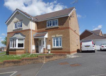 Thumbnail 4 bed detached house for sale in Clos Cefn Bryn, Llwynhendy, Llanelli