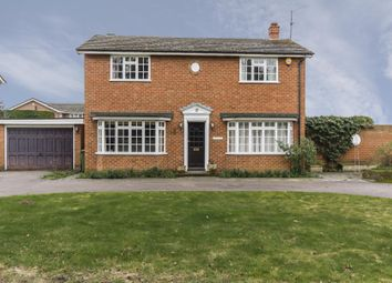 Thumbnail 4 bedroom detached house for sale in Shepreth Road, Foxton, Cambridge, Cambridgeshire
