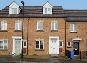 Thumbnail 4 bed town house for sale in Gleadless Rise, Sheffield, South Yorkshire