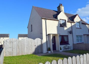 Thumbnail 2 bed semi-detached house for sale in 9 Skinner Place, Dornoch