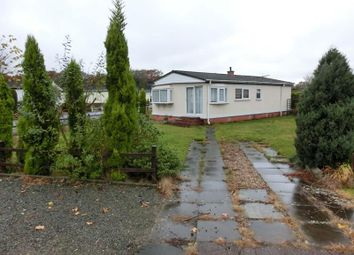 Thumbnail 2 bedroom mobile/park home for sale in Juggins Lane, Earlswood, Solihull