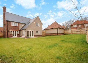 Thumbnail 4 bed detached house to rent in Parsonage Croft, Etchingham