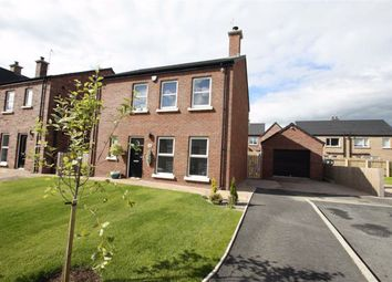 Thumbnail 3 bed detached house for sale in Millbank Grove, Ballynahinch, Down
