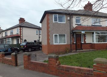 Thumbnail 3 bed terraced house to rent in Newport Crescent, Leeds