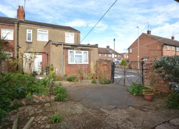Thumbnail 4 bed end terrace house for sale in Gold Street, Wellingborough, Northamptonshire