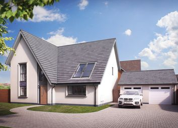 "Thumbnail 5 bed property for sale in ""The Milan"" at John Ruskin Road, Tadpole Garden Village, Swindon"