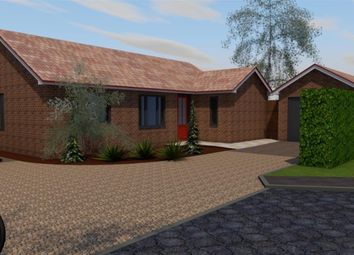 Thumbnail 2 bed detached bungalow for sale in Orchard Close, Norwich Road, Fakenham