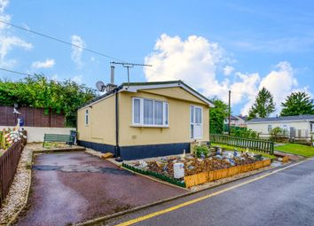 Thumbnail Mobile/park home for sale in Holders Road, Amesbury, Salisbury
