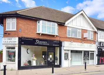 Thumbnail 2 bed flat for sale in Chessington Road, Epsom, Surrey