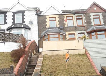 Thumbnail 3 bed terraced house for sale in Penrhys Road, Tylorstown