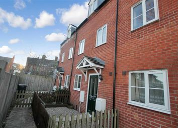 Thumbnail 3 bed terraced house for sale in Swan Lane, Oswestry