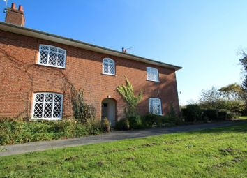 Thumbnail 4 bed semi-detached house to rent in Marlesford, Woodbridge
