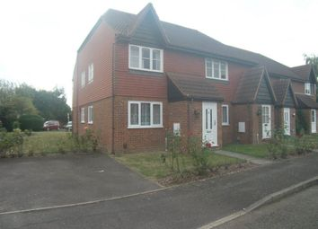 Thumbnail 1 bedroom maisonette to rent in Creasey Close, Hornchurch