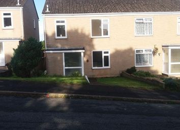 Thumbnail 3 bed semi-detached house for sale in Broom Hill, Saltash
