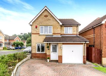 Thumbnail 3 bed detached house for sale in Baldwin Avenue, Bottesford, Scunthorpe