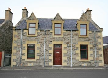 Thumbnail 3 bed detached house for sale in 1 West Carlton Terrace, Buckie
