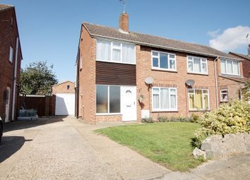 Thumbnail 3 bed semi-detached house for sale in Gainsborough Road, Colchester