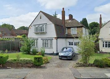 Thumbnail 4 bed detached house for sale in Felstead Road, Orpington