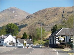 Thumbnail 3 bed detached house for sale in Crainlarich, Stirlingshire
