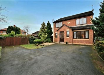 Thumbnail 4 bedroom detached house for sale in Shelley Close, Rode Heath, Stoke-On-Trent