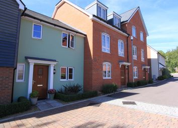 Thumbnail 3 bed terraced house for sale in Clements Close, Puckeridge, Ware